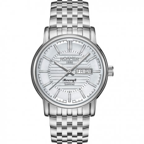 Roamer Mercury II watch