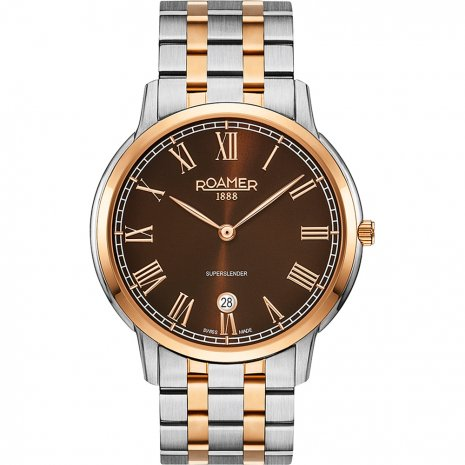 Roamer Superslender watch