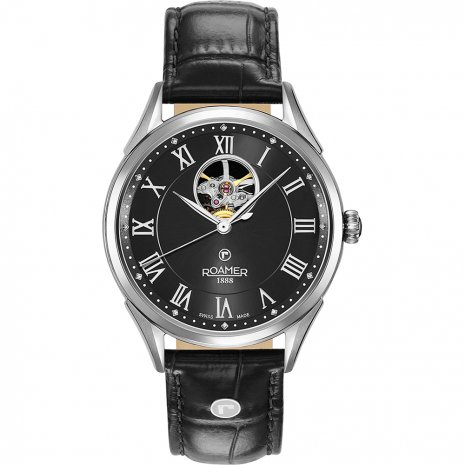 Roamer Swiss Matic Swinging Heart watch