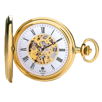Royal London 90047-02 Gold watch