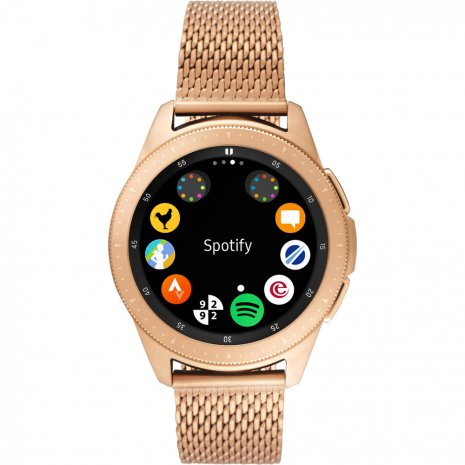 Samsung Galaxy Rose gold watch
