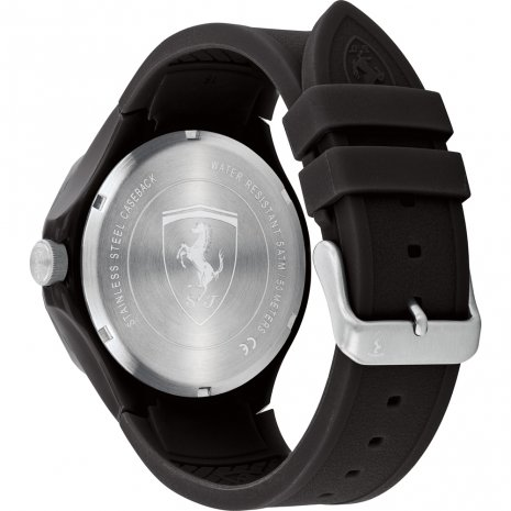 Sporty day-date watch Spring Summer Collection Scuderia Ferrari