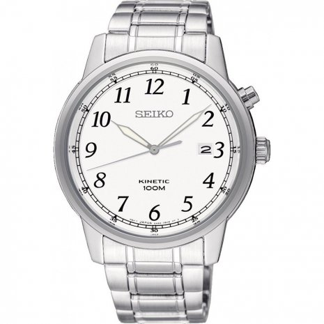 Seiko Kinetic watch