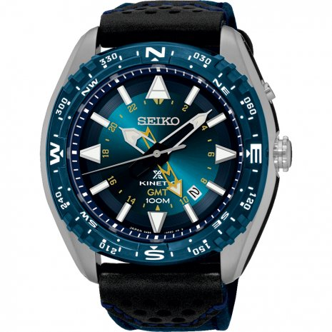 Seiko Prospex Land GMT watch
