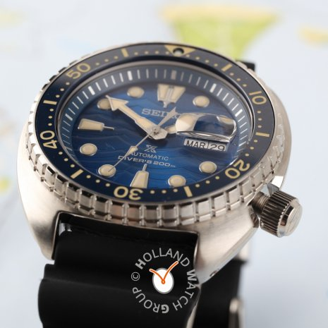 Blue Automatic Gents Diver Spring Summer Collection Seiko