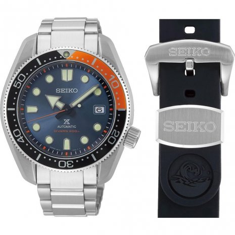 Seiko Prospex Sea - Twilight Blue 時計
