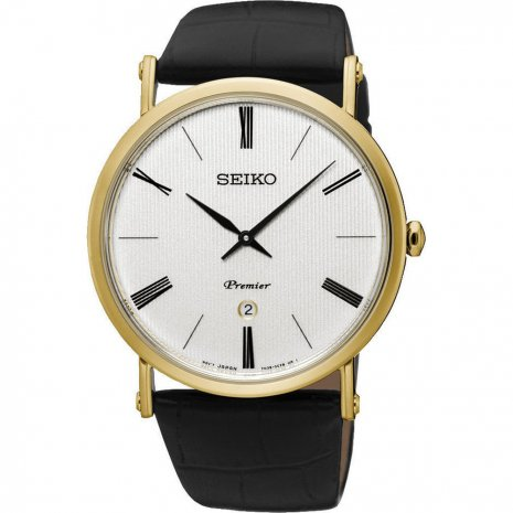 Seiko Premier watch