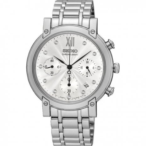 Seiko Ladies Chronograph watch