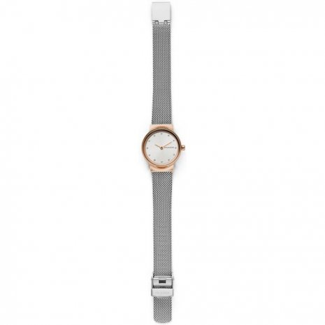 Skagen watch Bicolor Rose