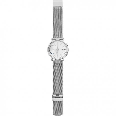 Silver Hybrid Smart Watch Spring Summer Collection Skagen