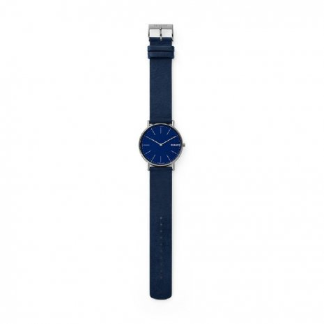 Skagen watch blue