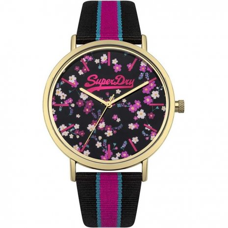 Superdry Oxford Ditsy Floral watch