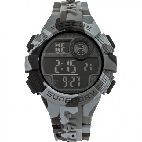 Superdry Radar watch
