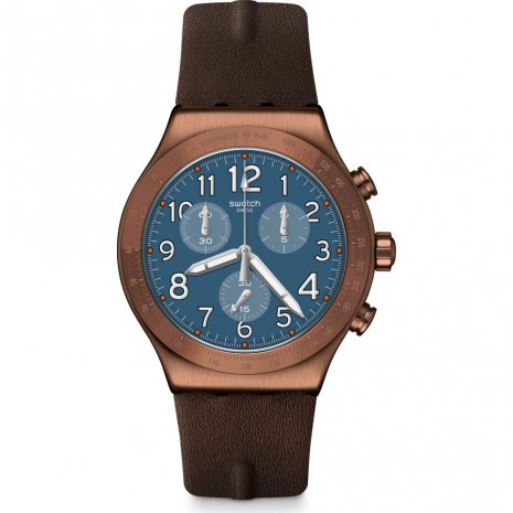 Swatch Back to Copper watch