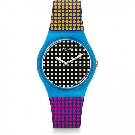 Swatch Behind the wall watch
