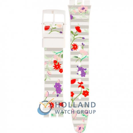 Swatch GZ290 Blossoming Love Strap