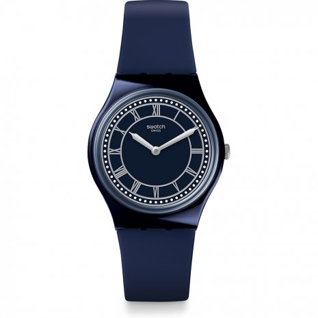 Swatch Blue Ben watch