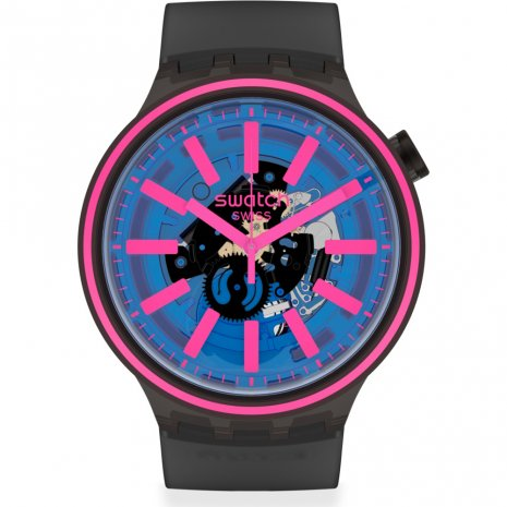 Swatch Blue Taste watch