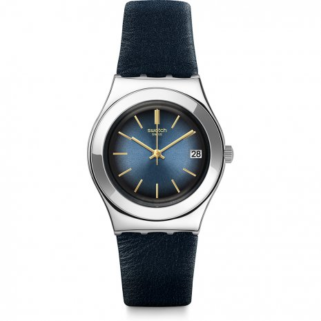 Swatch Bluflect watch