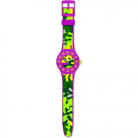 Swatch Capink watch