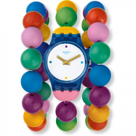 Swatch City Pearls L watch