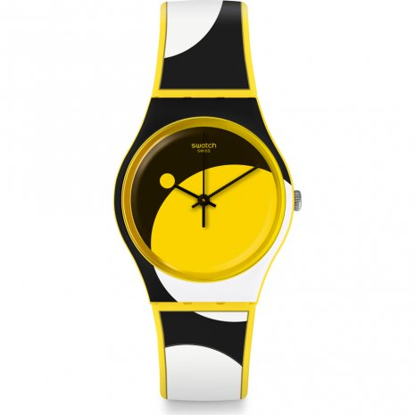 Swatch D-Form watch
