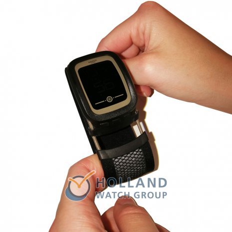 Smartwatch touch zero one Spring Summer Collection Swatch