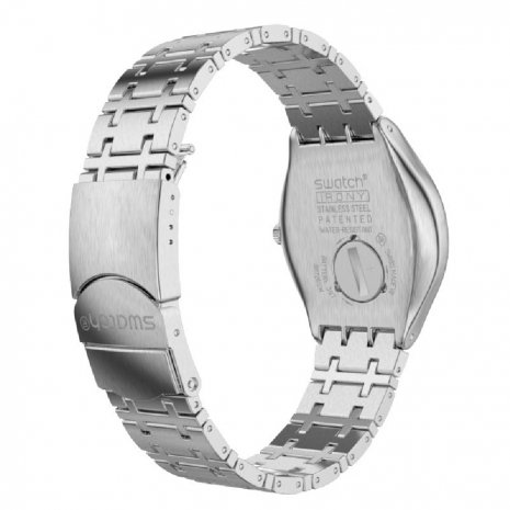 Steel Irony Big Watch Spring Summer Collection Swatch