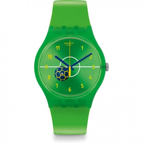 Swatch Entusiasmo watch