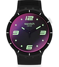 SO27B119 Futuristic Black 47mm