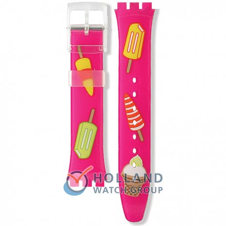 Swatch GE155 Summer Treat Strap