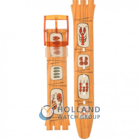 Swatch GF112 Hors d'Oeuvre Strap