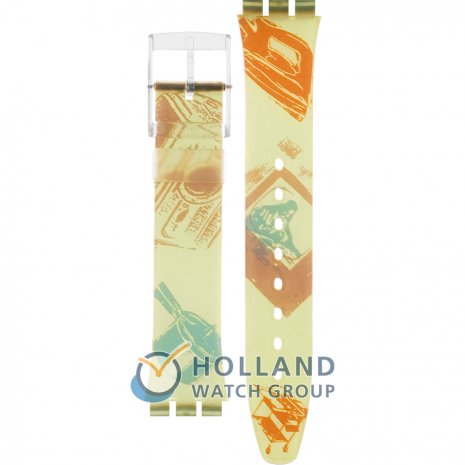 Swatch GG145 Windmeal Strap