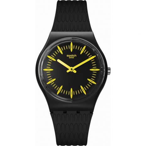 Swatch Giallonero watch