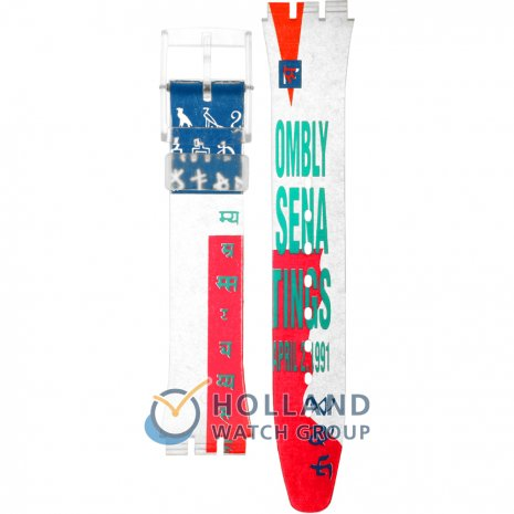 Swatch GN112 Bold Face Strap