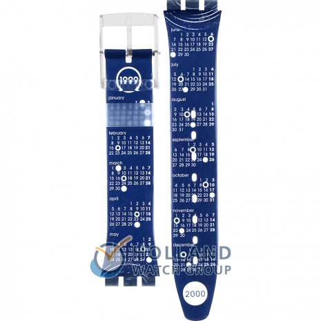 Swatch GN712 It's Coming Strap
