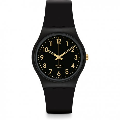 Swatch Golden Tac watch