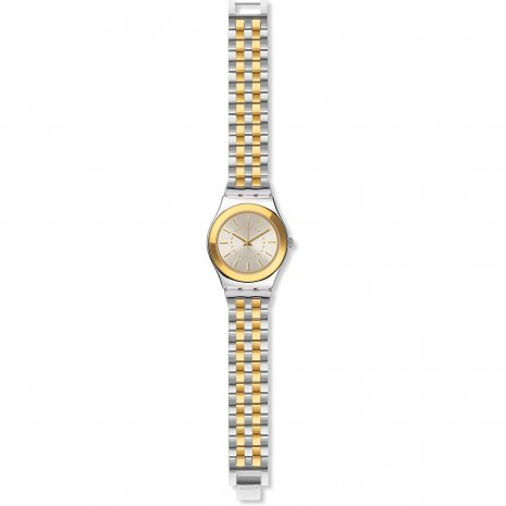 Two Tone Irony Medium Watch Fall Winter Collection Swatch