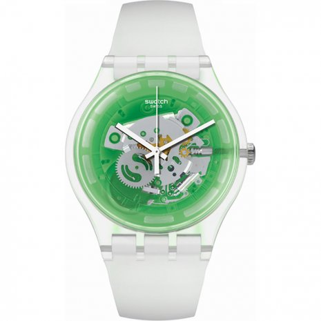 Swatch Greenmazing watch