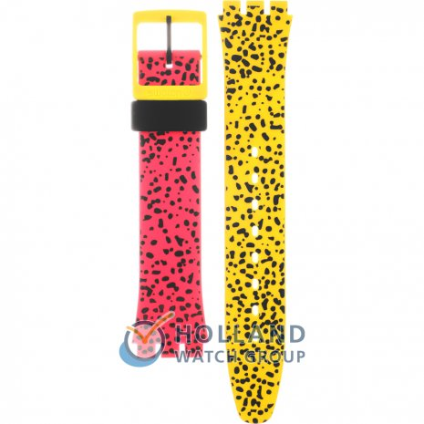 Swatch GZ280 Lisa Fan Strap