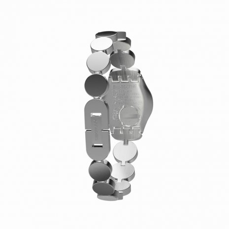 Silver Irony Ladies Watch Fall Winter Collection Swatch