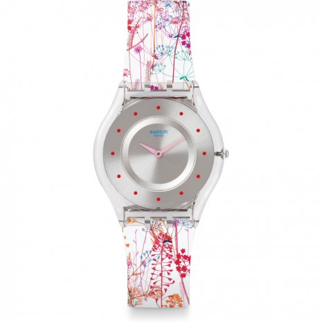 Swatch Jardin Fleuri watch