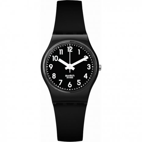 Swatch Lady Black watch