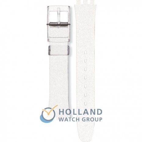Swatch LK103 Little Jelly Strap