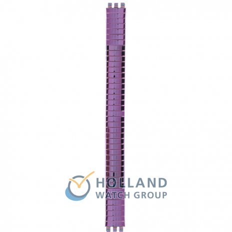 Swatch LP144A Flexipink Large Strap