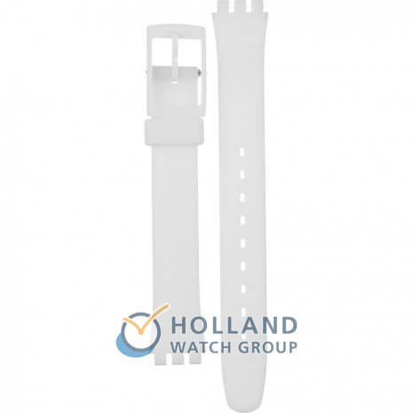 Swatch LW148 White Mouse Strap