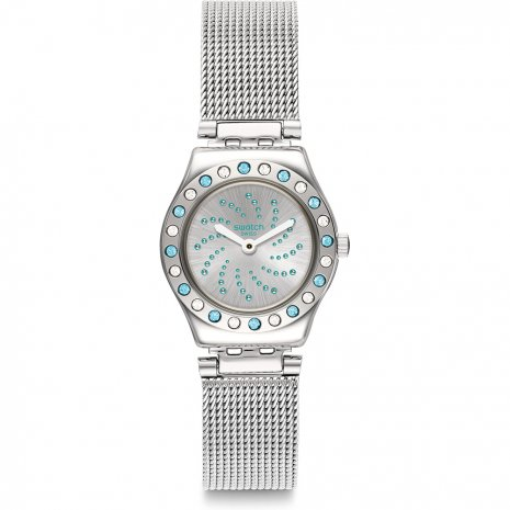 Swatch Meche Bleue watch