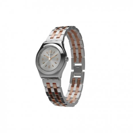 Swatch watch Bicolor Rose