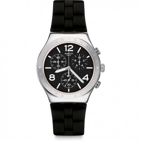 Swatch Noir De Bienne watch