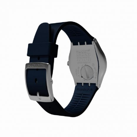 Steel Irony Medium Watch Spring Summer Collection Swatch